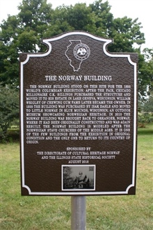 The Norway Building-Cook County