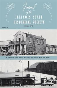 Journal of the Illinois State Historical Society, Vol. 048, No. 2, Summer 1955