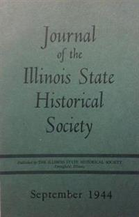 Journal of the Illinois State Historical Society, Vol. 037, No. 3, September 1944