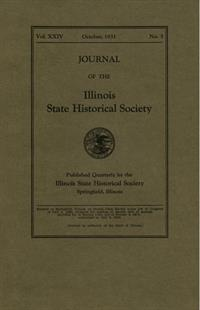 Journal of the Illinois State Historical Society, Vol. 024, No. 3, October 1931