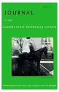 Journal of the Illinois State Historical Society, Vol. 063, No. 1, Spring 1970