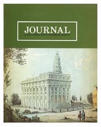 Journal of the Illinois State Historical Society, Vol. 064, No. 1, Spring 1971