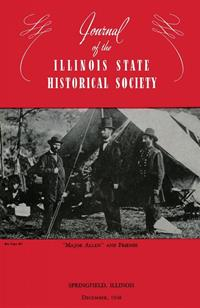 Journal of the Illinois State Historical Society, Vol. 041, No. 4, December 1948