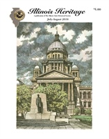 Illinois Heritage, July - August 2018