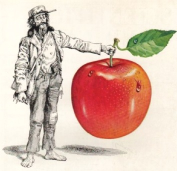 Second Chance for Johnny Appleseed Trees!