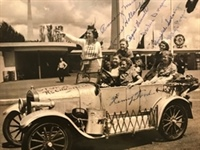 The Stories of the Silver Streak and the Bradford Model T Girls