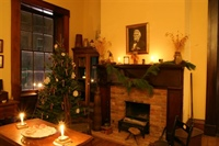 Christmas at the Iles House–Candlelight Open House